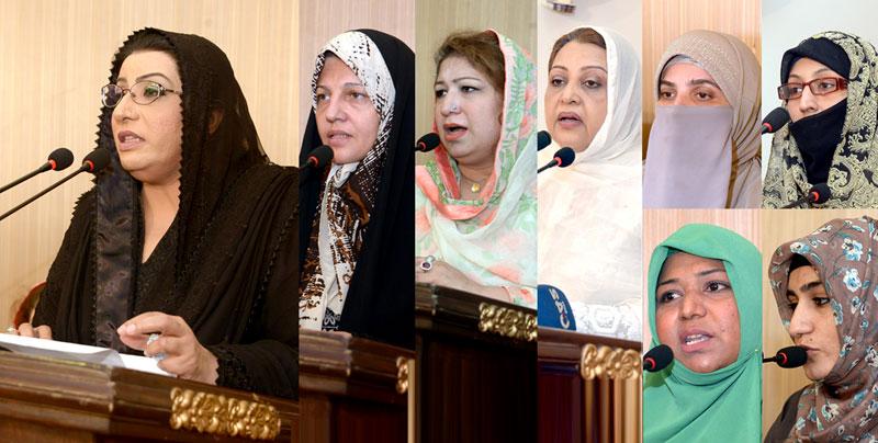 منہاج القرآن ویمن لیگ اور خانہ فرہنگ ایران کے اشتراک سے سیدہ زینب سلام اللہ علیہا سیمینار کا انعقاد