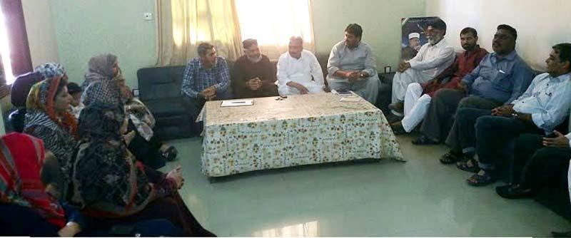 محب وطن قومی سلامتی کے اداروں کے خلاف سازشیں قبول نہیں: پاکستان عوامی تحریک کراچی