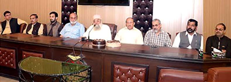 ڈاکٹر طاہر القادری کے بغیر نظام بدلنے کی کوئی تحریک کامیاب نہیں ہو گی: امیر تحریک منہاج القرآن
