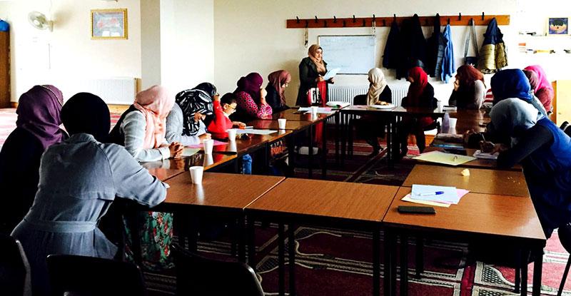 Minhaj Sisters' Midlands holds meeting to elect Coordinators