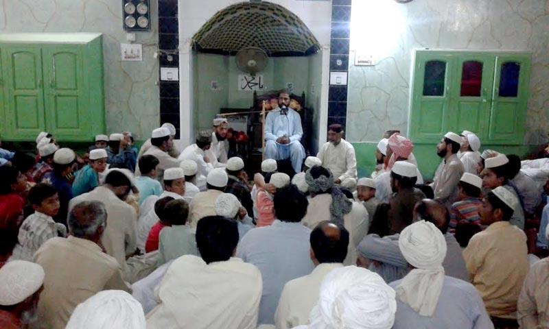 سیالکوٹ: تحریک منہاج القرآن کی ستوکے میں 'پیغامِ شہادتِ امام حسین کانفرنس'