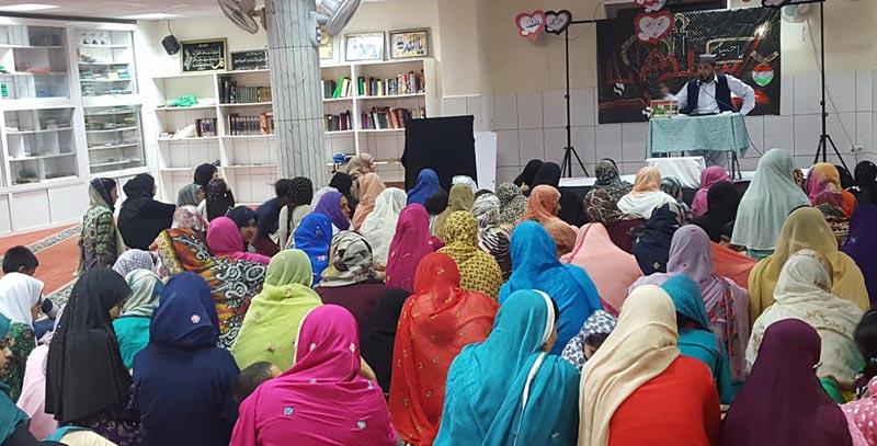 سپین: شہادت امام حسین علیہ السلام کانفرنس 2016