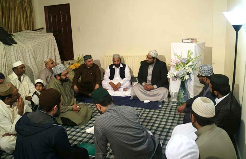 آئرلینڈ: ڈبلن میں 31 ویں مجلس ختم الصلوۃ علی النبی صلی اللہ علیہ وآلہ وسلم