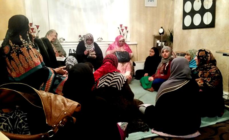 Brierfield: Halq-e-Durood Gathering held under MWL