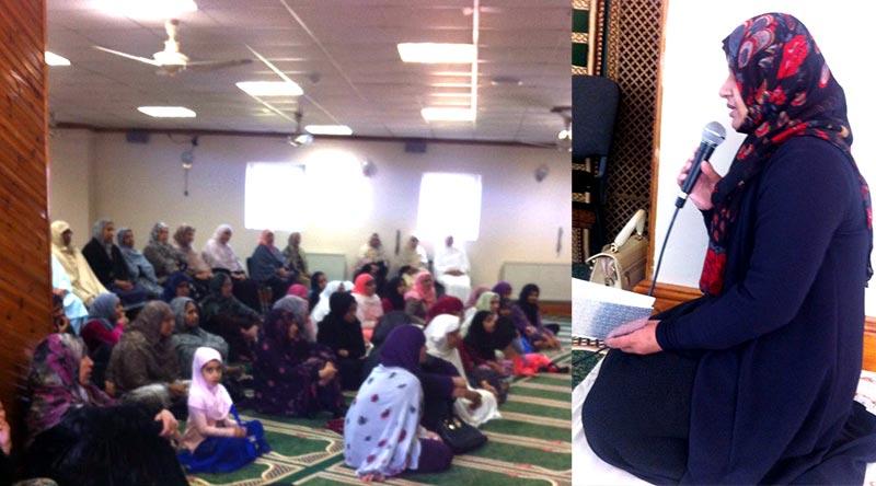 Birmingham: Epoch of Karbala a message of peace & patience