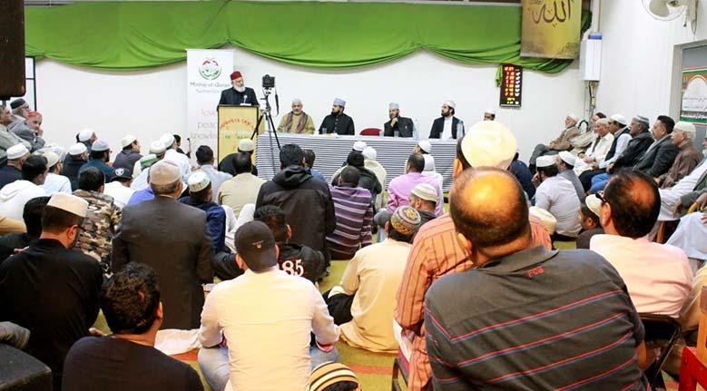 Netherlands: Sacrifices of Imam Hussain (RA) pride of humanity: MQI