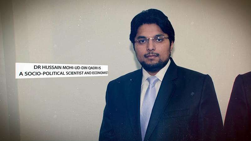 Dr Hussain Mohi-ud-Din Qadri (A Socio-Political Scientist and Economist)