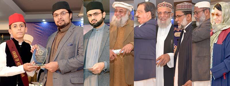 تحفیظ القرآن کے زیراہتمام حفاظ بچوں میں اسناد تقسیم کرنے کی تقریب