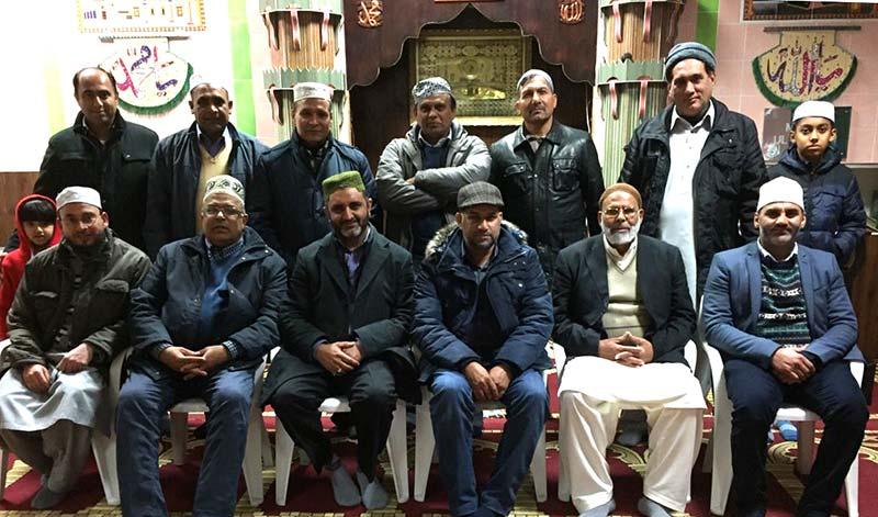 منہاج القرآن انٹرنیشنل اریزو اٹلی کی تنظیم سازی
