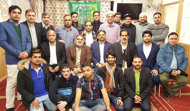 منہاج القرآن انٹرنیشنل آسٹریا کا ورکرز کنونشن