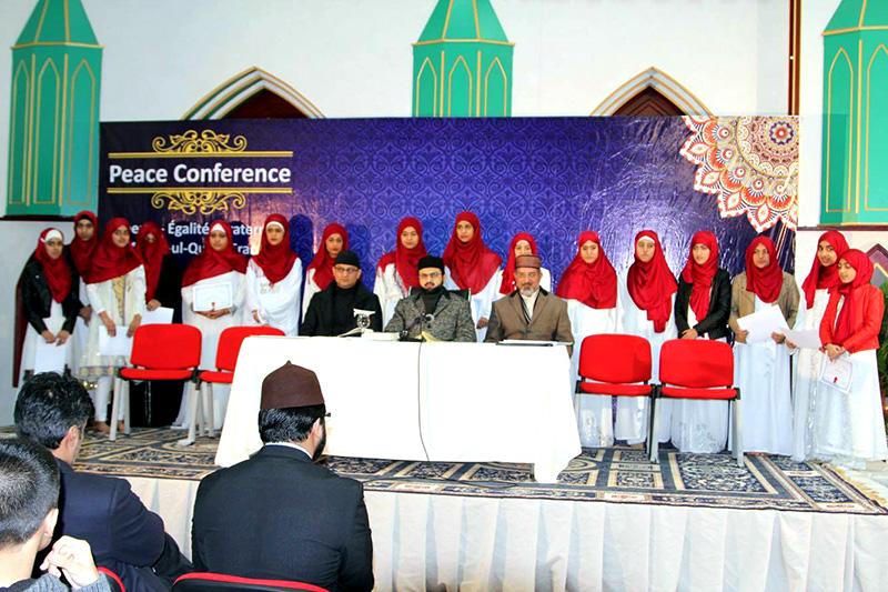 France: Minhaj Sister League arranges Quranic classes