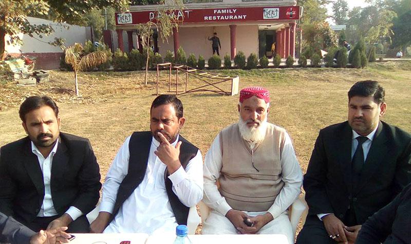 پاکستان عوامی تحریک ضلع اوکاڑہ کا اجلاس