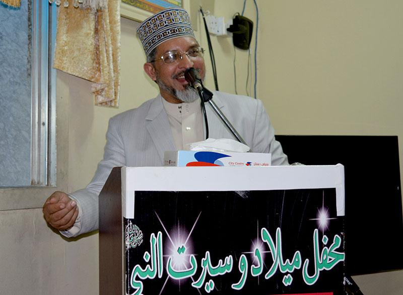 منہاج القرآن انٹرنیشنل کویت کے زیراہتمام میلاد کانفرنس