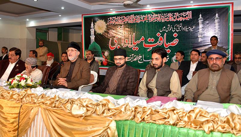 تحریک منہاج القرآن و عوامی تحریک پنجاب کا ورکرز کنونشن