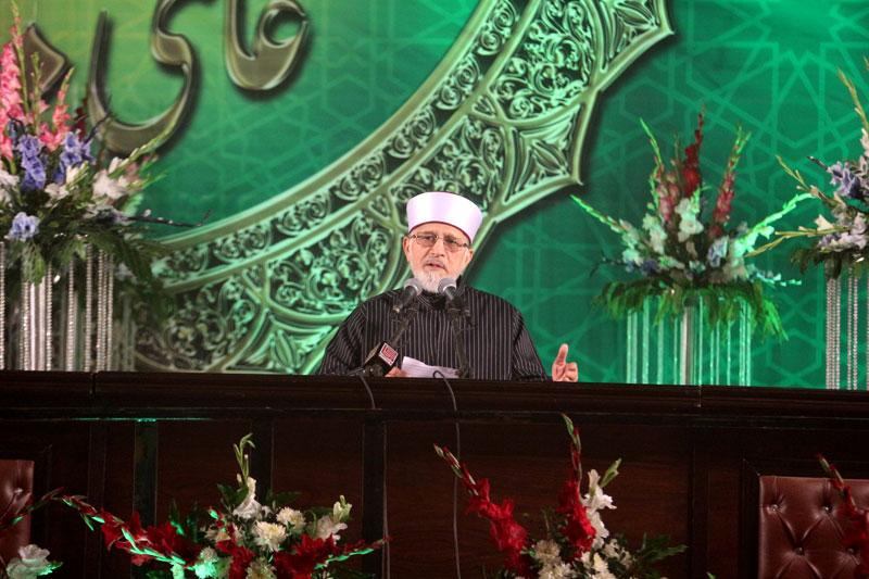 Being truthful & trustworthy a must for a ruler as per Quran: Dr Tahir-ul-Qadri