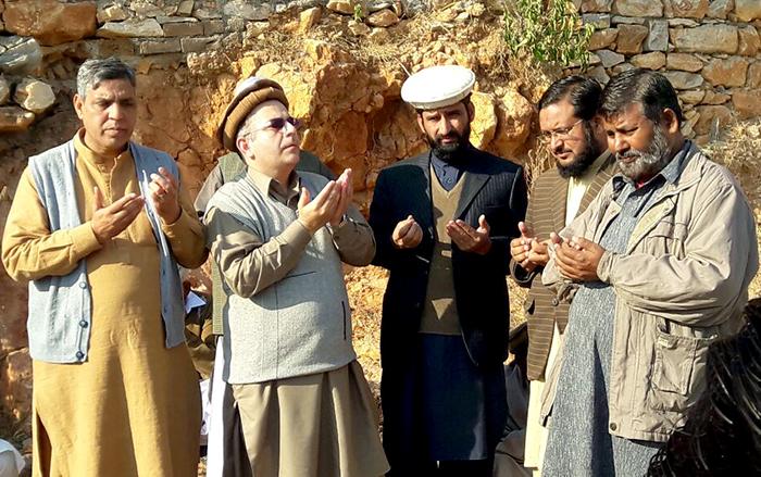 منہاج اسلامک سنٹر و جامع الحسنین کے تعمیراتی کام کا باقاعدہ آغاز