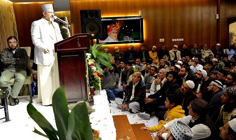 کویت: خیطان میں مرکزی میلاد کانفرنس
