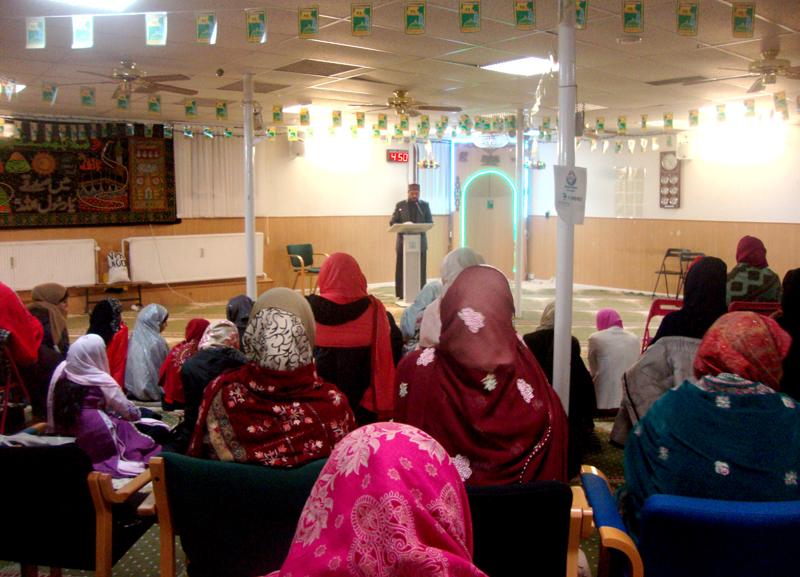 ڈنمارک: منہاج ویمن لیگ کے زیراہتمام محفل میلادالنبی (ص) کا انعقاد