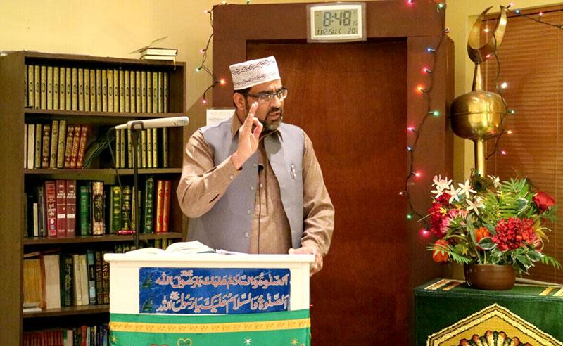 آئرلینڈ: منہاج القرآن انٹرنیشل کی سیرت النبی (ص) کانفرنس