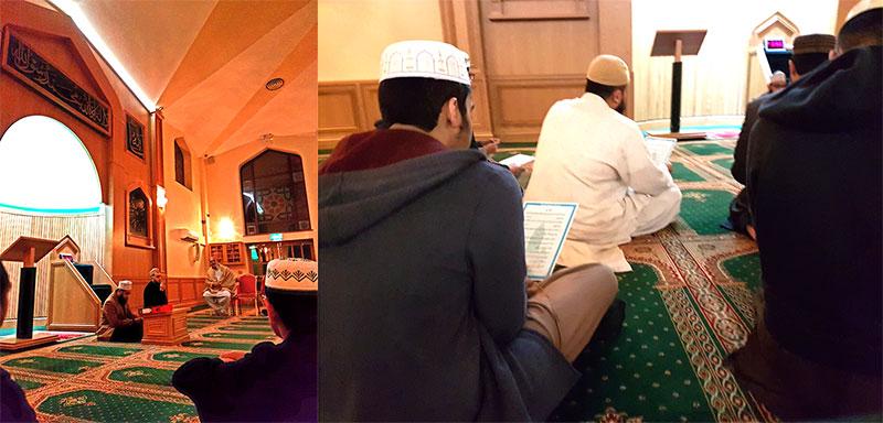Monthly Halqa-e-Durood & Mehfil-e-Dhikr held under MQI (Ashton-Under-Lyne)