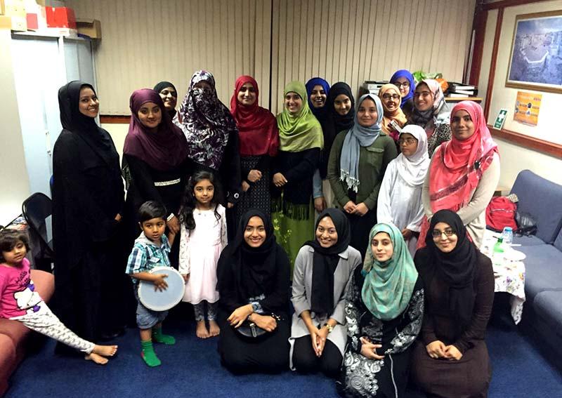 Session on sisterhood held