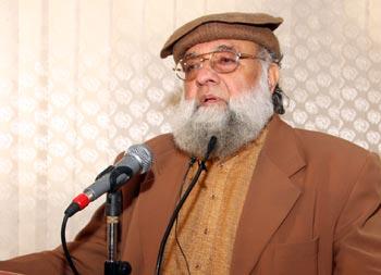 پیغمبر امن و سلامتی کی محبت سے خالی دل مردہ ہیں: فیض الرحمن درانی