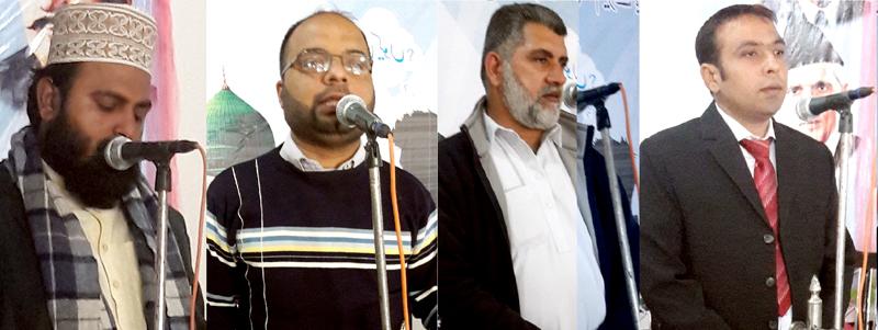 عوامی تحریک یوتھ ونگ تحصیل جہلم کی تنظیم نو