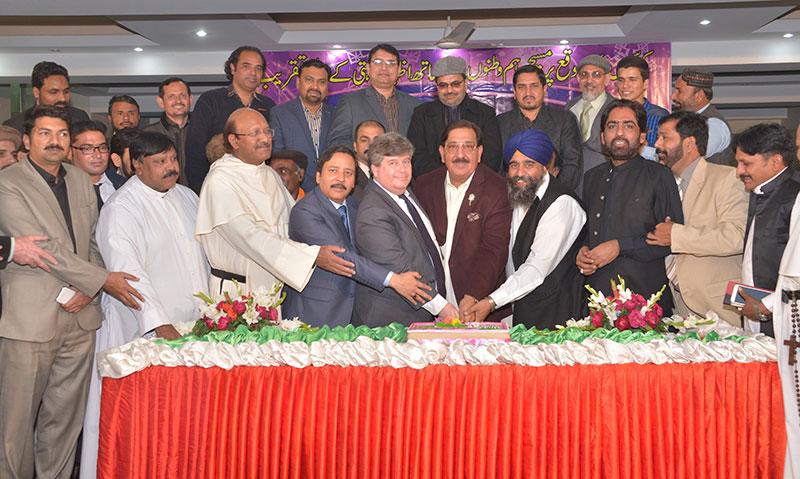 Lahore: Merry Christmas Ceremony 2016