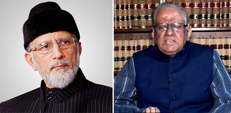 Dr Tahir-ul-Qadri condoles death of Governor Sindh