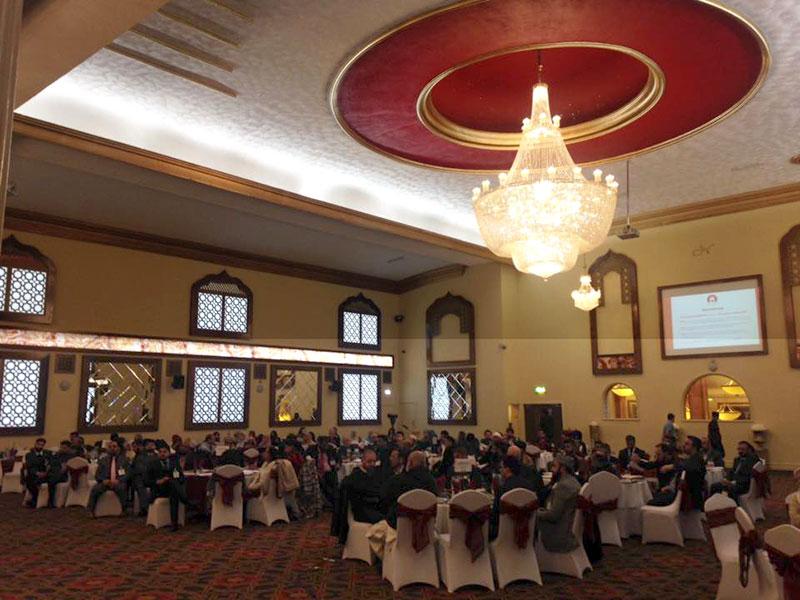 منہاج کالج مانچسٹر کی افتتاحی تقریب