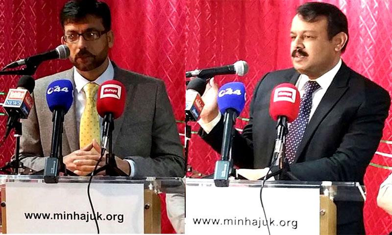 لندن: ممتاز صحافی اسد کھرل کے اعزاز میں تقریب