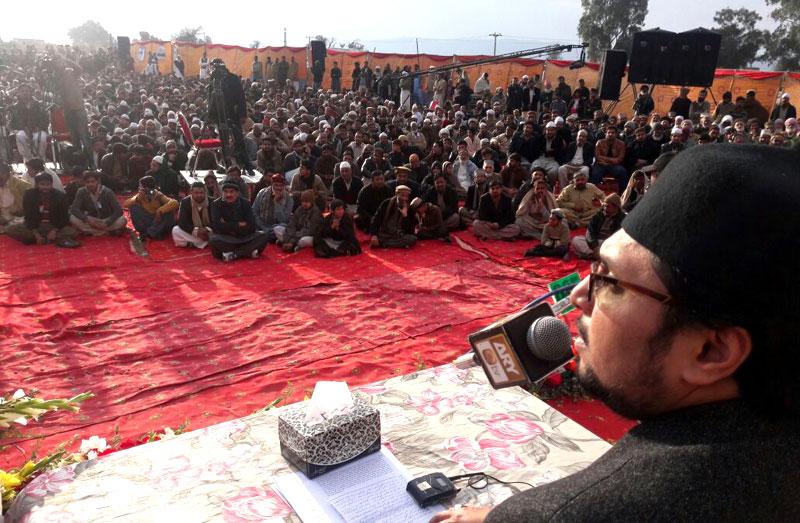 راولپنڈی: منہاج القرآن کے نوجوانوں نے امن اور بیداری شعور کیلئے گرانقدر خدمات انجام دیں۔  ڈاکٹر حسین قادری کا ورکرز کنونشن سے خطاب