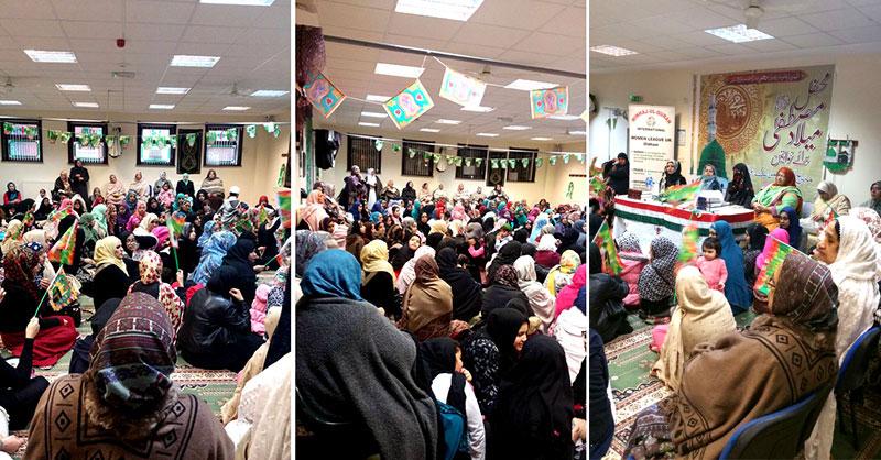 MWL Oldham organises a Milaad-un-Nabi (ﷺ) gathering