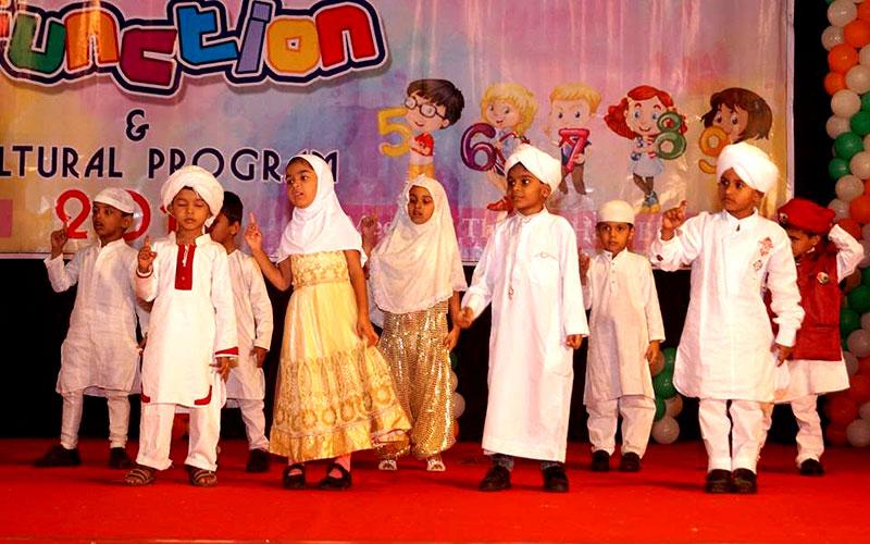 ممبئی: منہاج انگلش سکول بھیونڈی کا سالانہ سکول ڈے