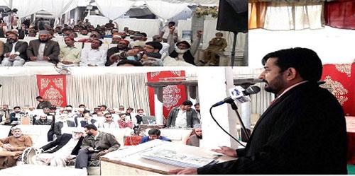کراچی میں ضرب امن کنونشن