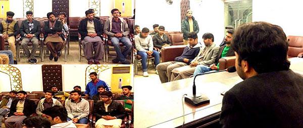 مصطفوی سٹوڈنٹس موومنٹ لاہور کی تنظیم نو