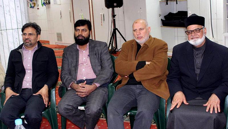 منہاج القرآن اسپین کی مجلسِ شوریٰ کا اجلاس