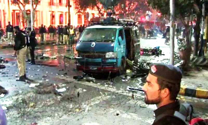 منہاج القرآن انٹرنیشنل اٹلی کی مال روڈ پر خود کش حملہ کی مذمت