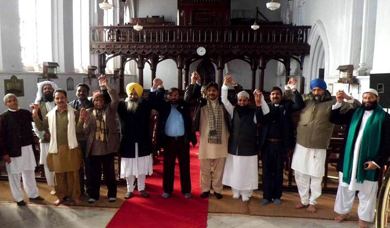 Interfaith harmony need of hour: Sohail Ahmad Raza