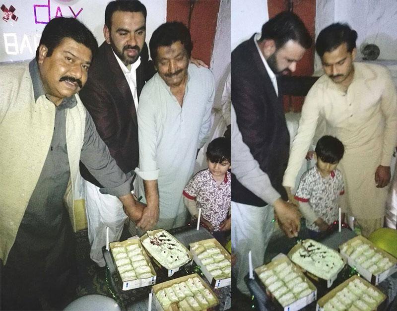 جام پور میں قائد ڈے تقریب