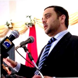 سید علی عباس بخاری آئرلینڈ میں قائد ڈے تقریب میں شرکت کریں گے