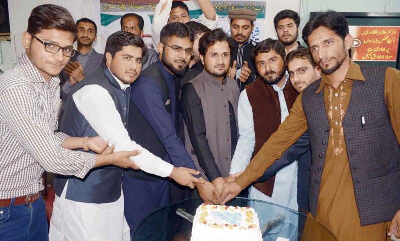 فیصل آباد: مصطفوی سٹوڈنٹس موومنٹ کی تنظیم نو، آصف عزیز صدر منتخب
