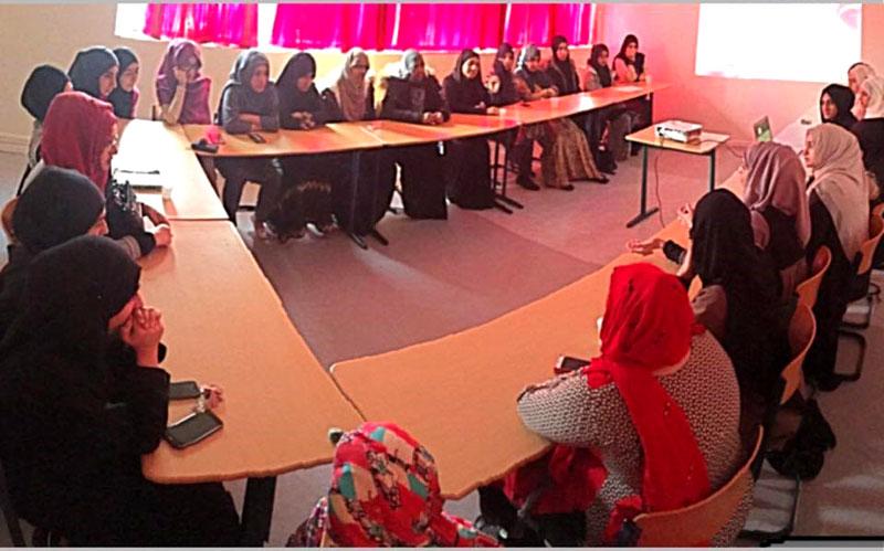 France : 1st Study Circle on Hijab held