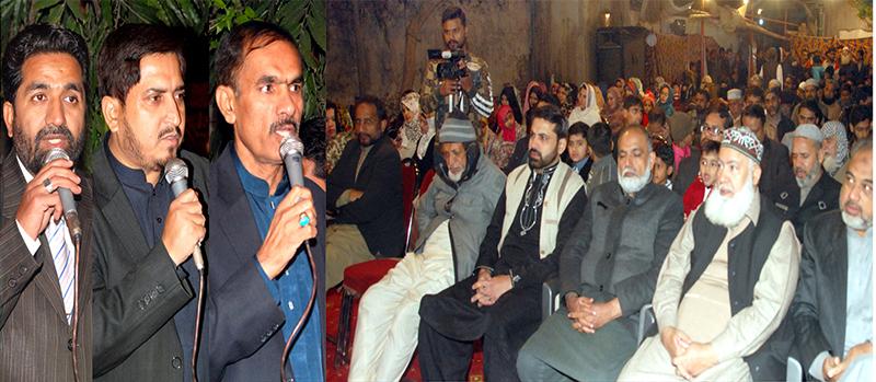 لاہور: تحریک منہاج القرآن کے زیراہتمام پی پی 144 میں ورکرز کنوشن