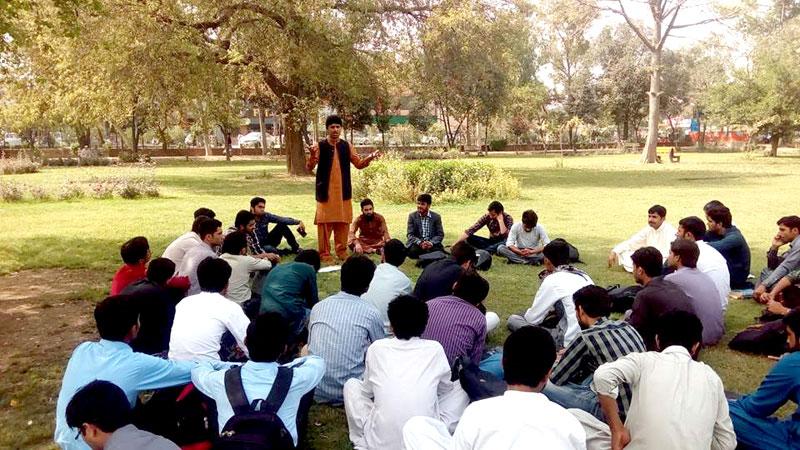 مصطفوی سٹوڈنٹس موومنٹ یونیورسٹی آف ایجوکیشن کی تنظیم، اظہر محمود صدر منتخب