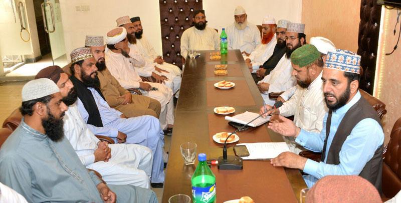 اوقاف کے صوبائی محکمے مزارات کے حوالے سے ازسرنو ایس او پی بنائیں: منہاج القرآن علماء کونسل