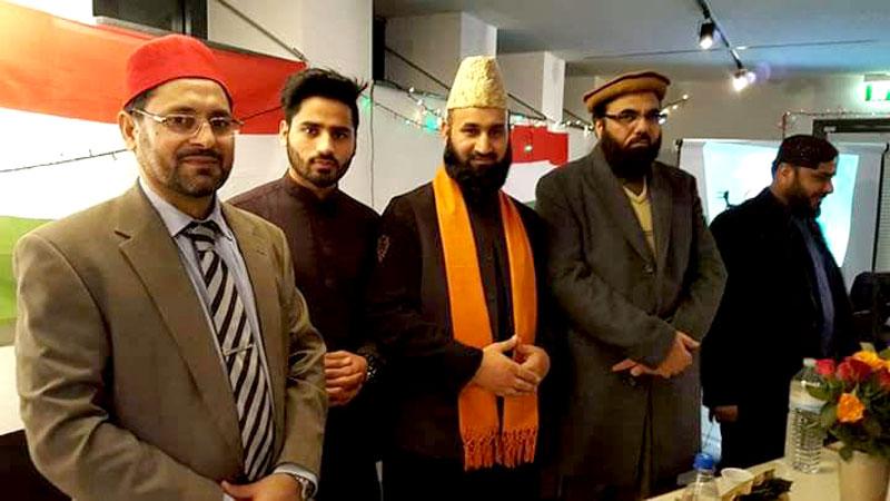 جرمنی: منہاج القرآن انٹرنیشنل کی فرنکفرٹ میں قائد ڈے کی پر وقار تقریب