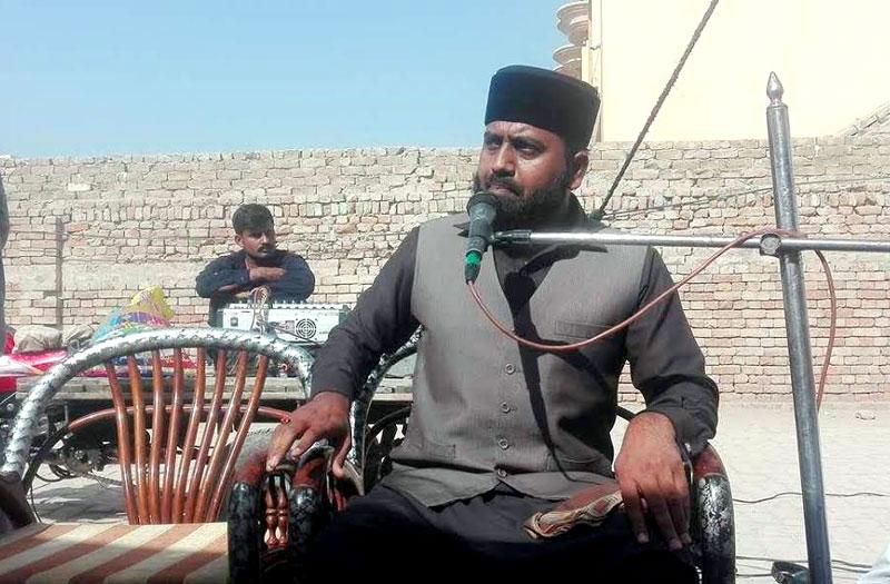 راجن پور: عوامی تحریک فاضلپور کے راہنما ارشد نواز کی اہلیہ کا ختم قل