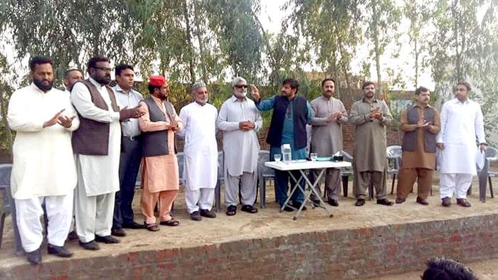حافظ آباد: منہاج القرآن یوتھ لیگ کی تنظیم نو