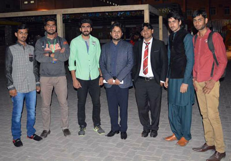لاہور: مصطفوی سٹوڈنٹس موومنٹ یونیورسٹی آف لاہور نیو کیمپس کی تنظیم سازی
